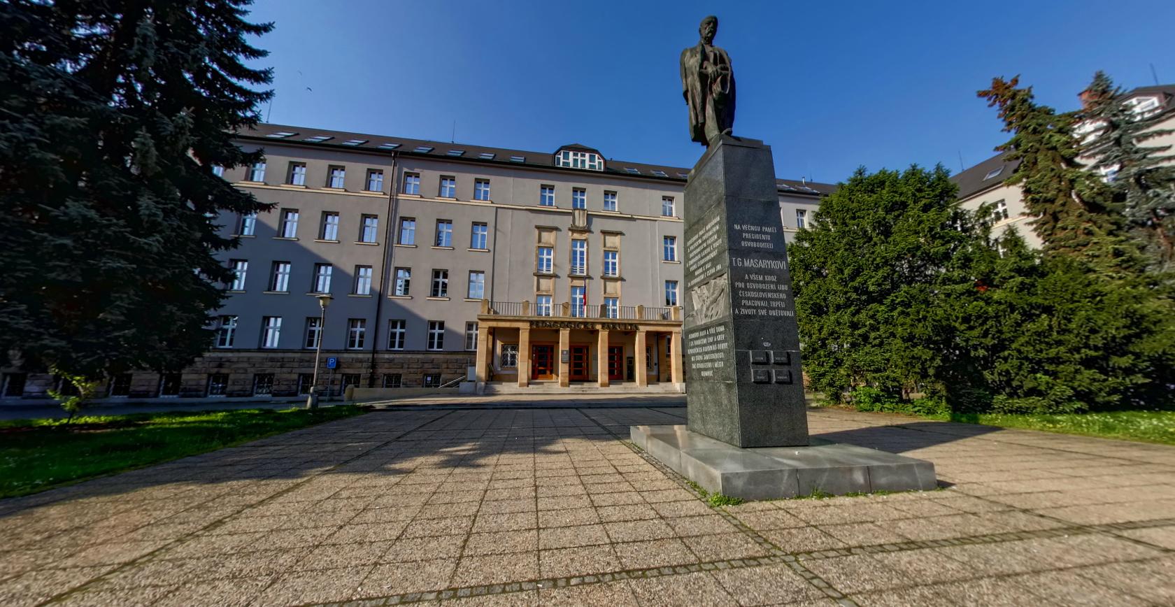 Budova PdF UP Olomouc
