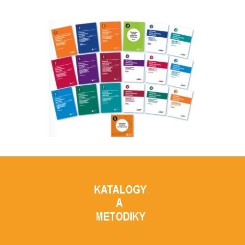 Katalogy, metodiky ...
